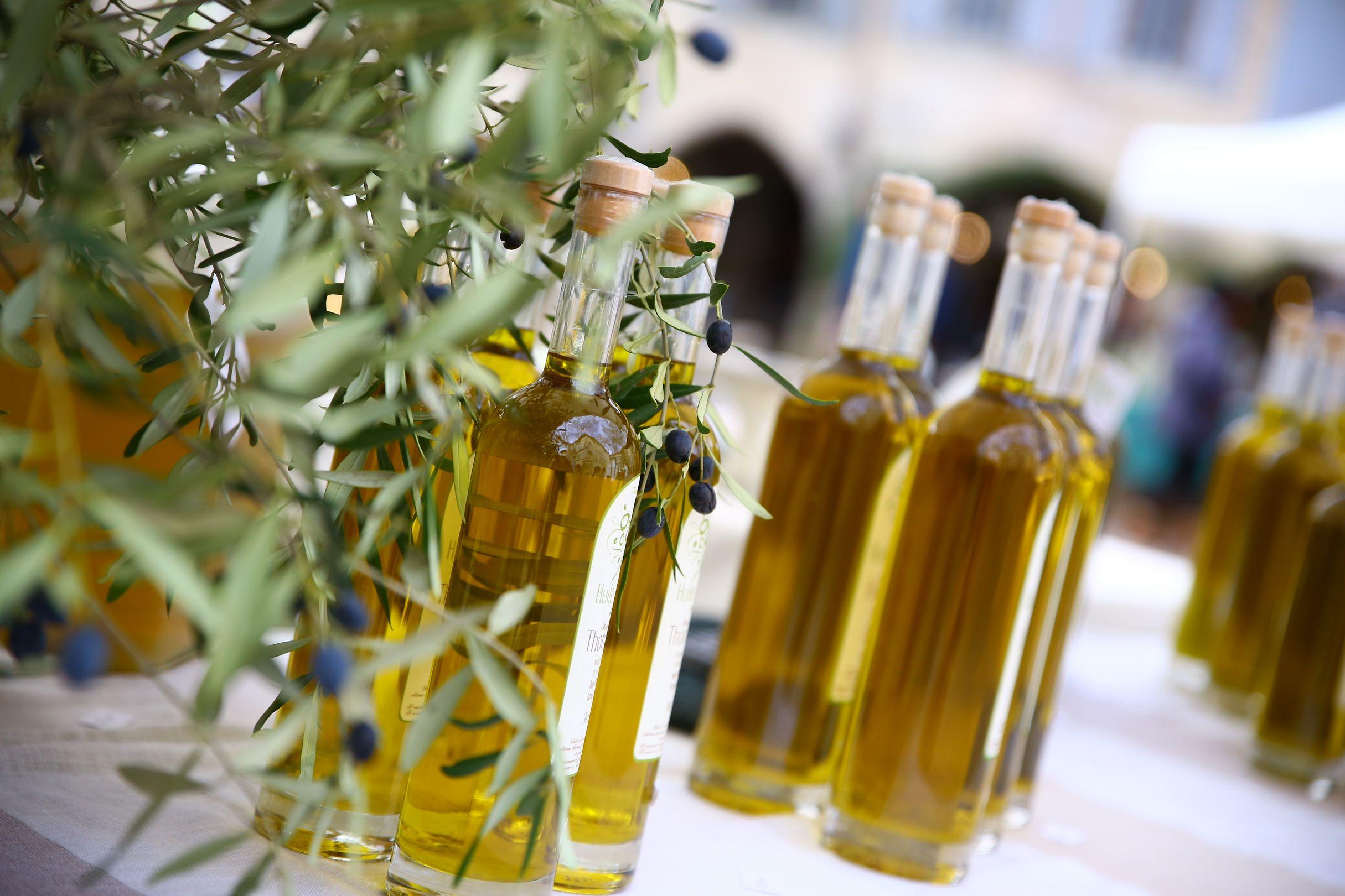 Huile d'olive de Nîmes