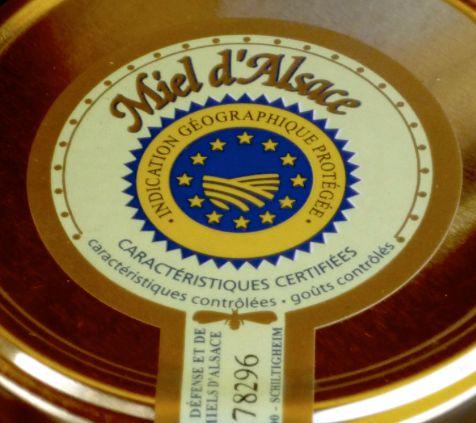 Miel d'Alsace