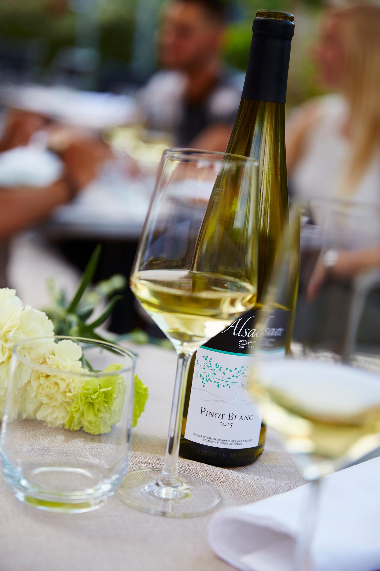 Alsace ou Vin d'Alsace